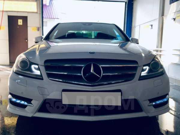 Mercedes-Benz C-Class, 2013 год, 1 350 000 руб.