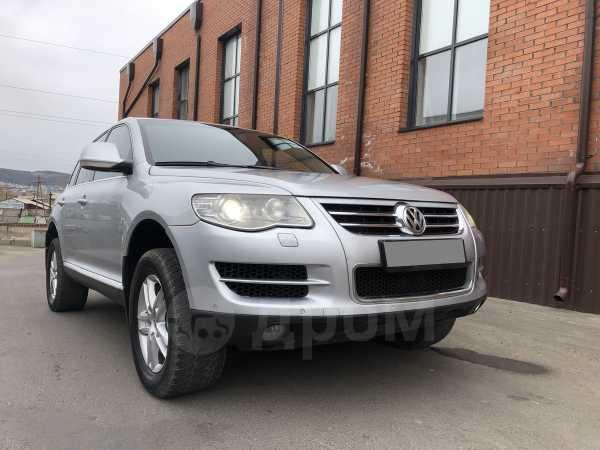 Volkswagen Touareg, 2008 год, 778 000 руб.