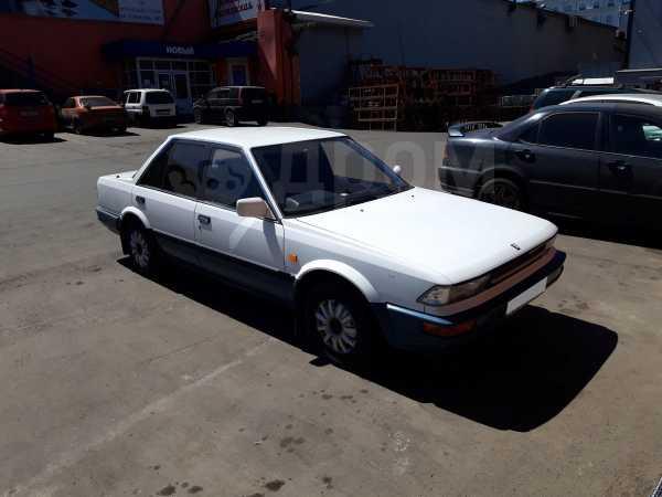 Nissan Stanza, 1989 год, 95 000 руб.