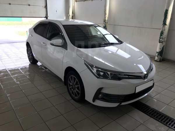 Toyota Corolla, 2016 год, 930 000 руб.
