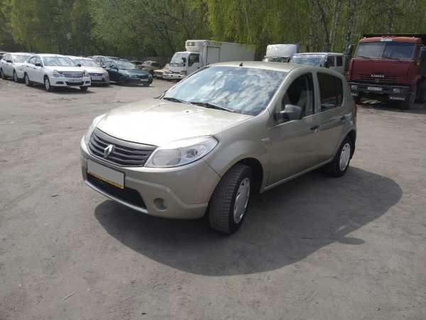 Renault Sandero, 2012 год, 197 000 руб.