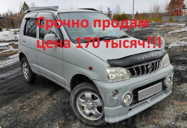 Daihatsu Terios Kid, 2002 год, 170 000 руб.