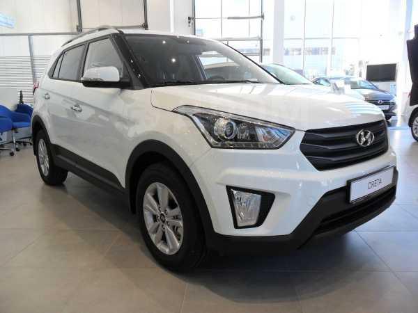 Hyundai Creta, 2019 год, 1 262 794 руб.