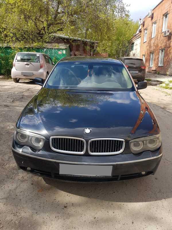 BMW 7-Series, 2004 год, 380 000 руб.