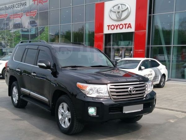 Toyota Land Cruiser, 2012 год, 2 610 000 руб.