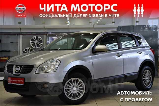 Nissan Qashqai, 2008 год, 649 000 руб.