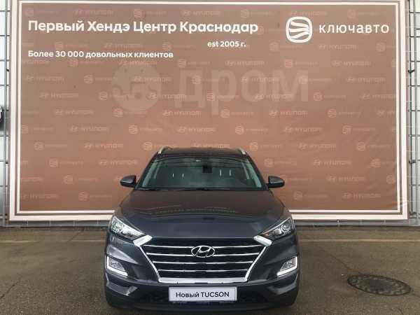 Hyundai Tucson, 2019 год, 1 830 025 руб.