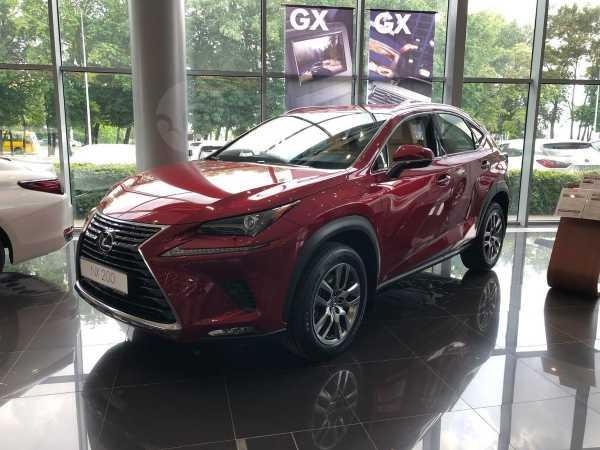 Lexus NX200, 2019 год, 2 948 323 руб.
