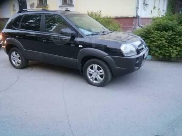 Hyundai Tucson, 2005 год, 495 000 руб.