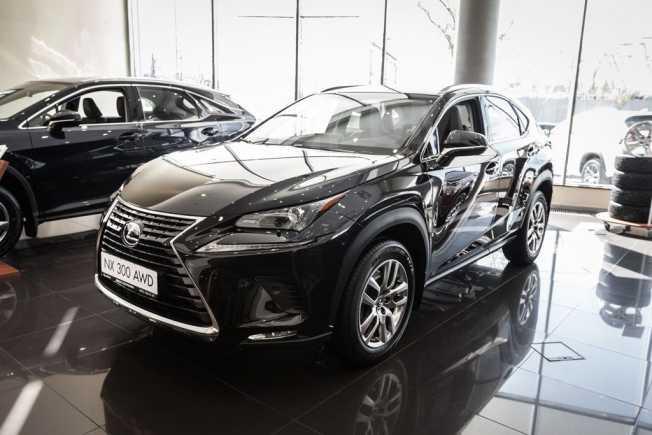 Lexus NX300, 2019 год, 3 261 000 руб.