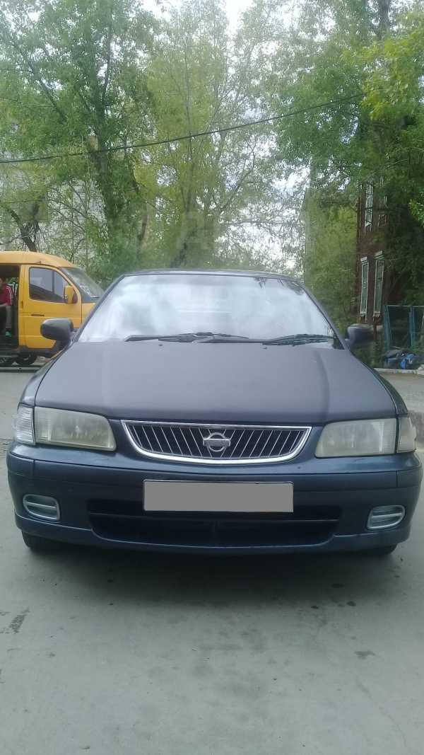 Nissan Sunny, 1999 год, 105 000 руб.