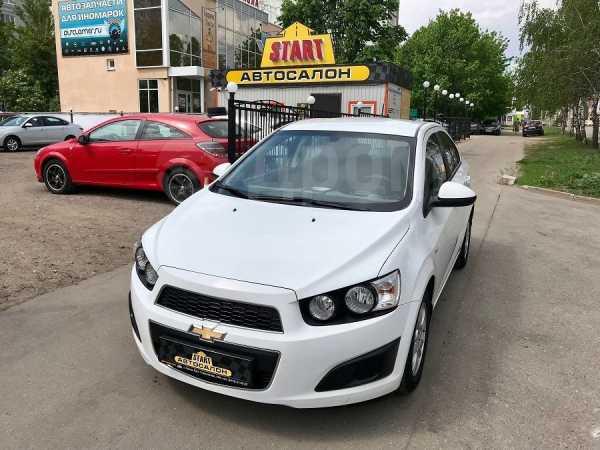 Chevrolet Aveo, 2013 год, 445 000 руб.