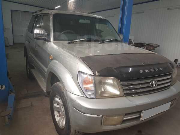 Toyota Land Cruiser Prado, 1998 год, 280 000 руб.