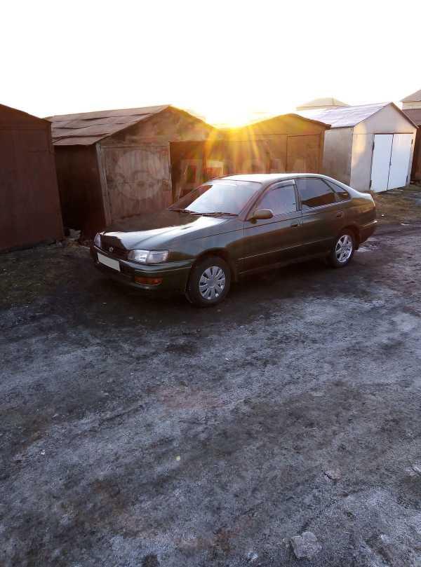 Toyota Corona SF, 1992 год, 145 000 руб.