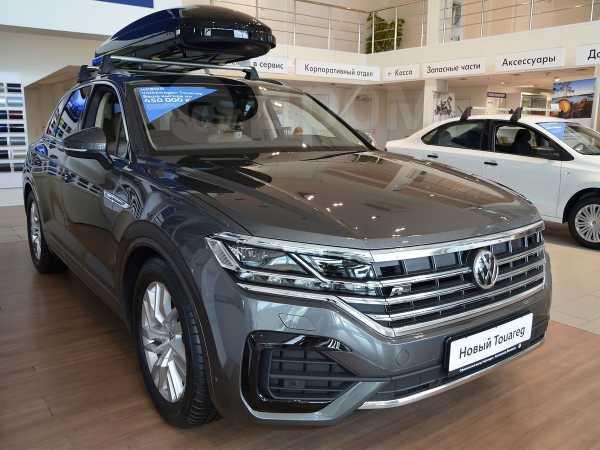 Volkswagen Touareg, 2019 год, 5 323 000 руб.