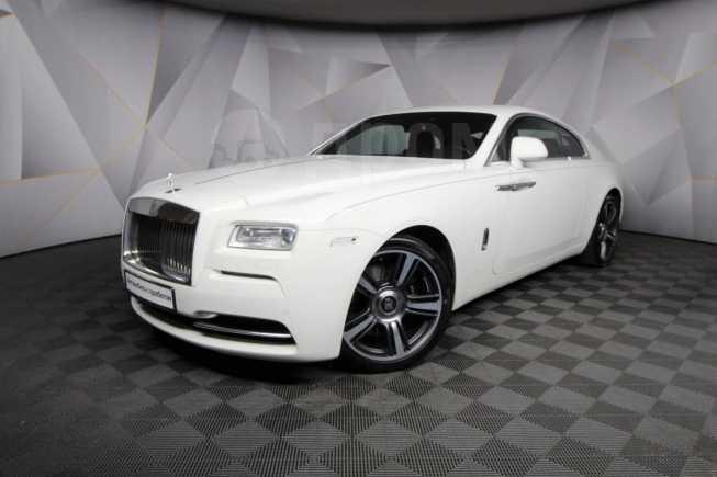Rolls-Royce Wraith, 2015 год, 8 700 000 руб.