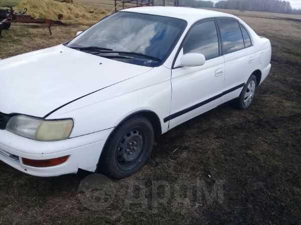 Toyota Corona, 1994 год, 98 000 руб.