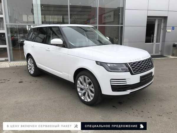 Land Rover Range Rover, 2019 год, 8 118 000 руб.