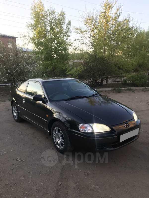Toyota Cynos, 1997 год, 166 000 руб.