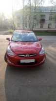 Hyundai Solaris, 2011 год, 430 000 руб.