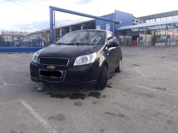 Chevrolet Aveo, 2009 год, 249 000 руб.