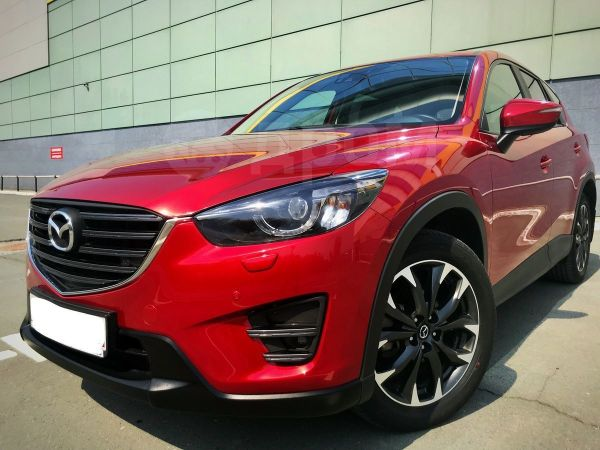 Mazda CX-5, 2016 год, 1 585 000 руб.