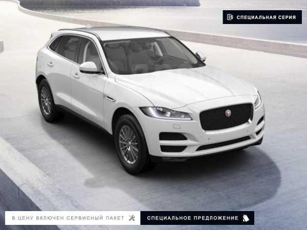 Jaguar F-Pace, 2019 год, 4 026 000 руб.