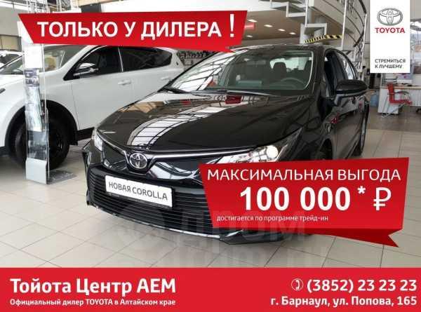 Toyota Corolla, 2019 год, 1 335 000 руб.