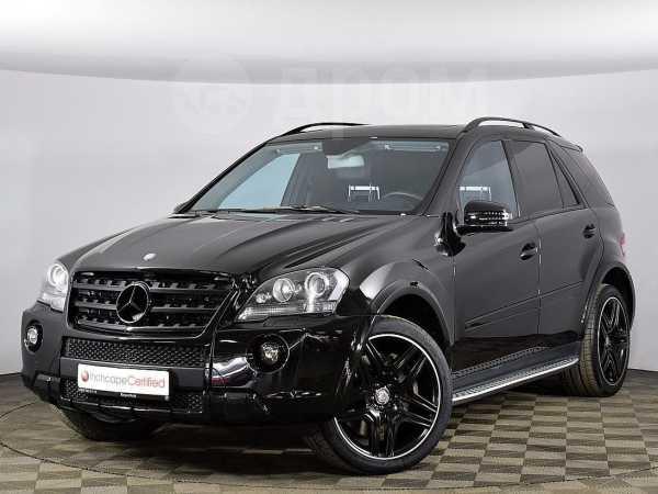 Mercedes-Benz M-Class, 2010 год, 1 449 000 руб.