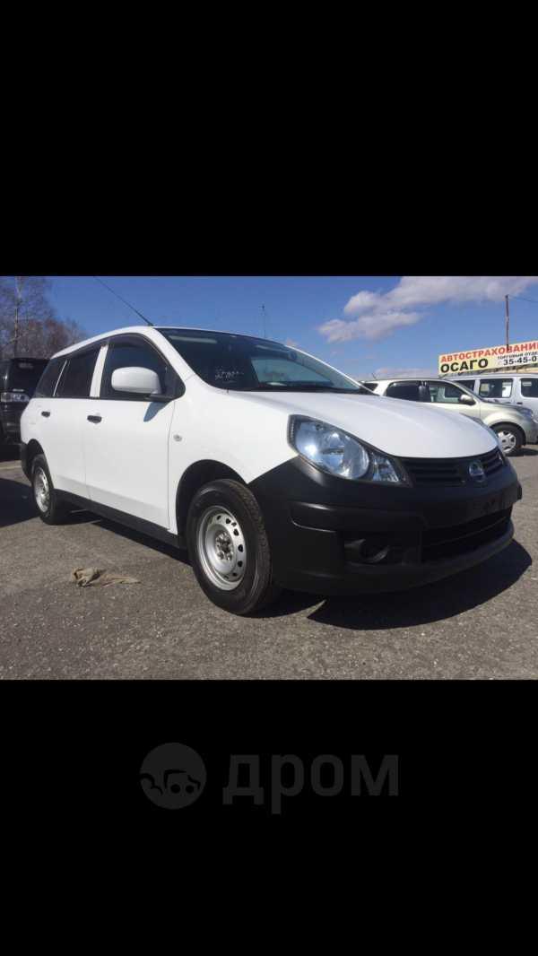 Nissan AD, 2015 год, 595 000 руб.