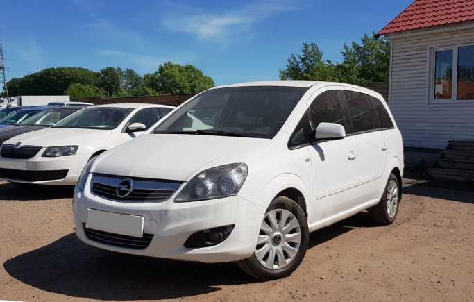Opel Zafira, 2011 год, 545 000 руб.