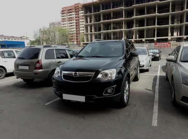 Opel Antara, 2012 год, 679 000 руб.