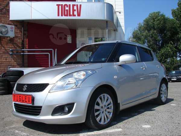 Suzuki Swift, 2011 год, 467 000 руб.