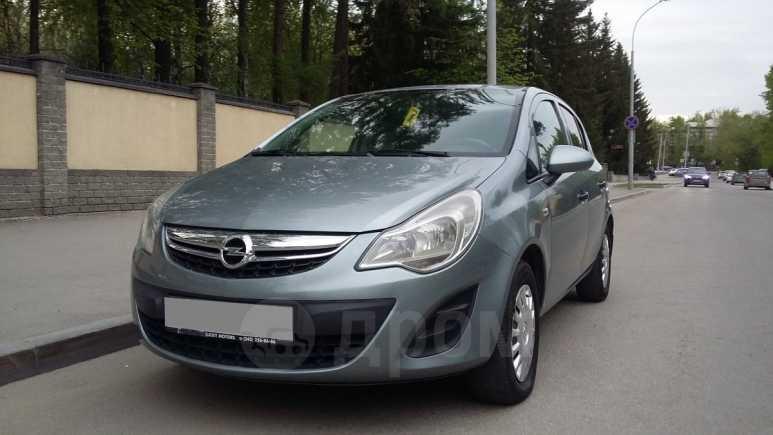 Opel Corsa, 2011 год, 273 000 руб.