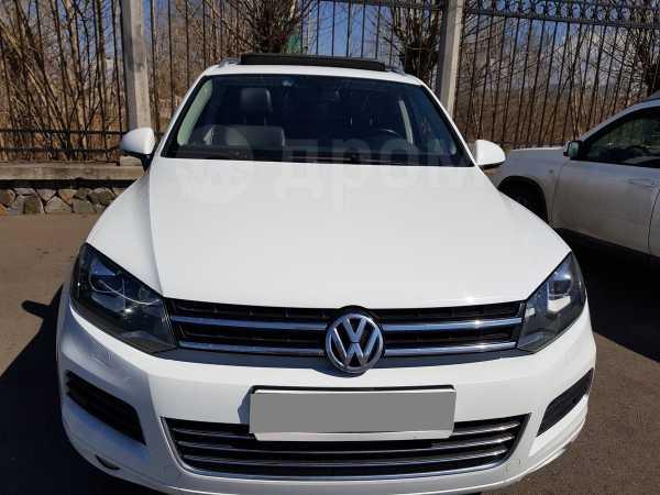 Volkswagen Touareg, 2012 год, 1 630 000 руб.