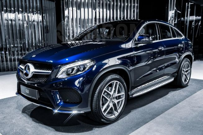 Mercedes-Benz GLE Coupe, 2018 год, 6 811 025 руб.