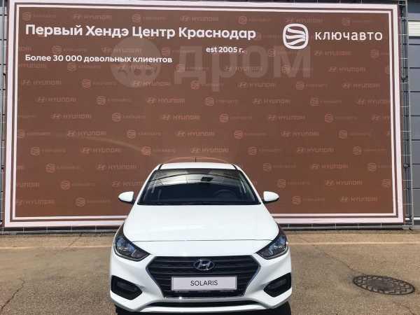 Hyundai Solaris, 2019 год, 785 000 руб.
