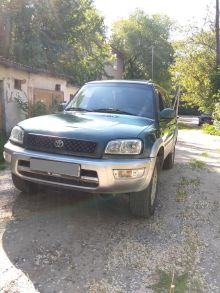 Воронеж Toyota RAV4 1998
