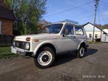 Томск 4x4 2121 Нива 1997