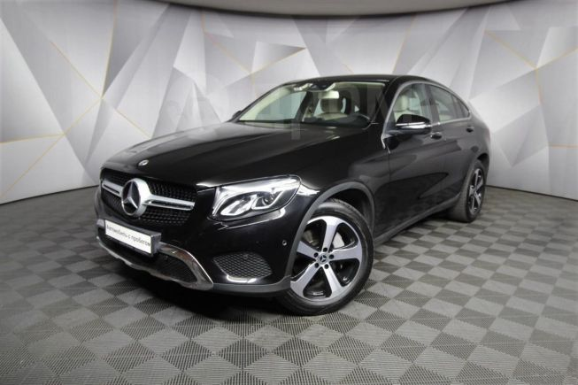 Mercedes-Benz GLC Coupe, 2017 год, 2 571 000 руб.