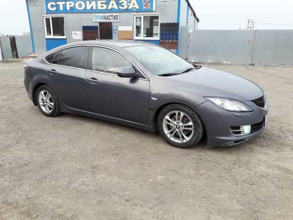 Mazda Mazda6, 2007 год, 420 000 руб.