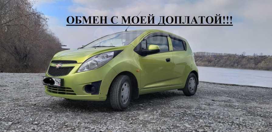Chevrolet Spark, 2012 год, 295 000 руб.