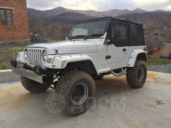 Jeep Wrangler, 1998 год, 375 000 руб.