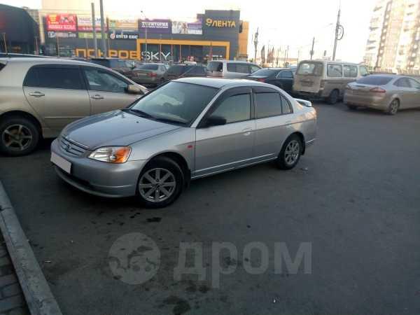 Honda Civic Ferio, 2002 год, 238 000 руб.