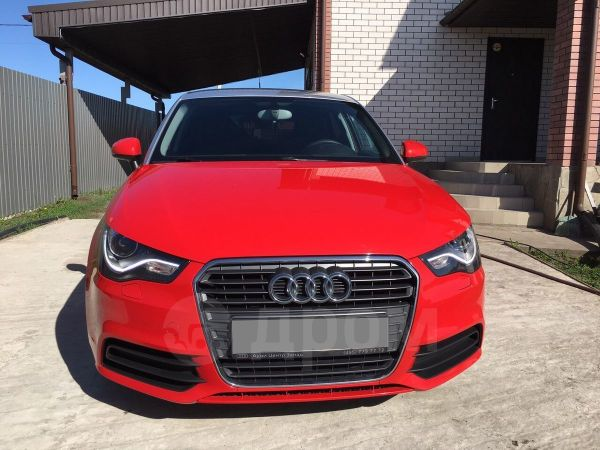 Audi A1, 2013 год, 770 000 руб.