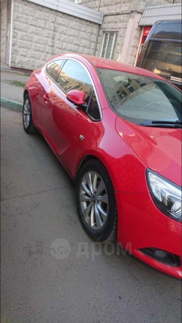 Opel Astra GTC, 2012 год, 270 000 руб.