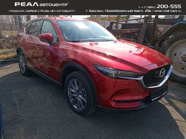 Mazda CX-5, 2019 год, 2 214 000 руб.