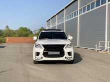 Арсеньев Lexus LX570 2014