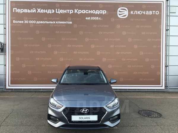 Hyundai Solaris, 2019 год, 989 450 руб.