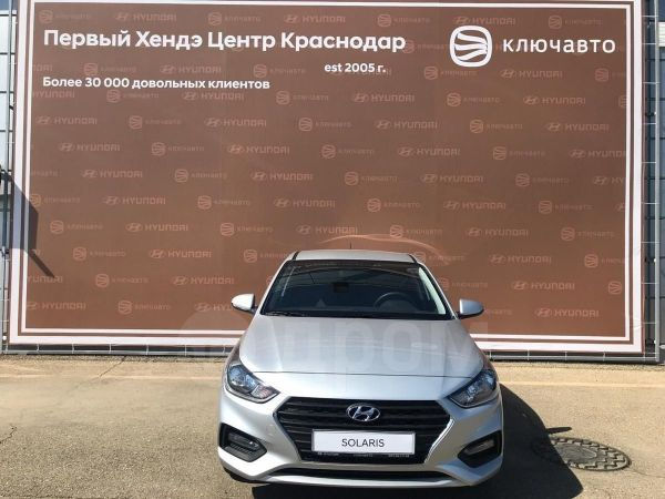 Hyundai Solaris, 2019 год, 986 872 руб.